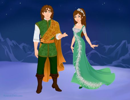 siblings Tyrell - Loras and Margaery by Eolewyn1010