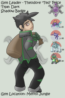 Gym Leader - Ted Price by Pokemon-Mento