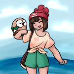 Alola form trainer by SilaCinnamon