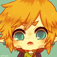 Link -- DAT HOME ALONE FACE by onisuu