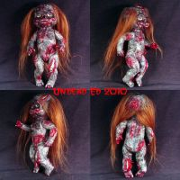 Rot Tot Meredith Zombie Girl by Undead-Art