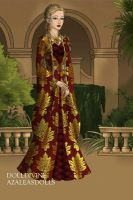 Joanna Lannister by Annewalles