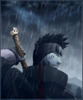Kisame - Naruto Panel by MastaHicks