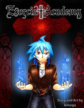 Exorcist Academy volume 1 by AmeigaArt