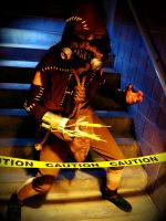 Scarecrow - TriCon2012 by ObsidianOverlord