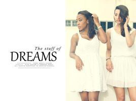 The Stuff of Dreams by ossesinare