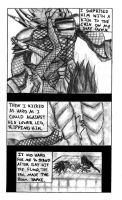 Alien Vs Predator Comic Pg 39 by Dahdtoudi