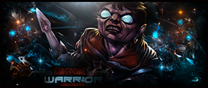 Warrior by cooltraxx