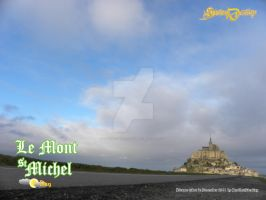 Le Mont St Michel 6 day by SpotlessDestiny