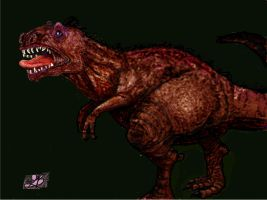 Dinosaur proyect finish by NuXA