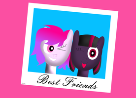 Best Friends by PoniesWithCarsRule