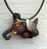Cute Heartless Charm by PaintIt13lack