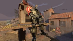 TF2 Freak: Giant Metal Pootis + Bio by MrGrimlock
