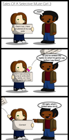 TXD: Selective Mutism 3 by UncleWoodstock