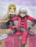 DaNtE y TriSh by ArGe
