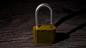 Lock WIP (Open) by Mikey-Spillers