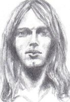 gilmour by meandyourarmy