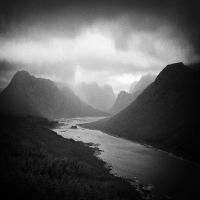 Scotland as its best b+w... by MichiLauke
