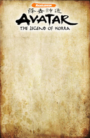 Legend of Korra Character Sheet by dreamchaser21