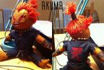 Akuma Plush by The-MoonSquid