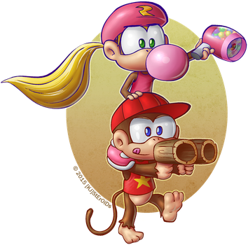Bubbles And Barrels by kjsteroids