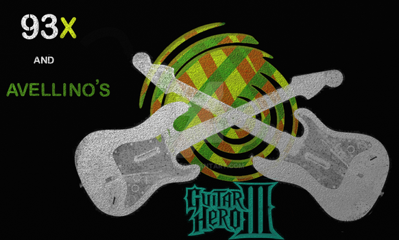 Guitar Hero Contest Shirt by Silvy