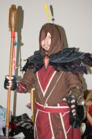 Medivh - Cartoomics 2009 by Lord-Omega83