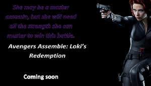 Avengers Assemble Loki's Redemption poster 8 by Purewhitedevil