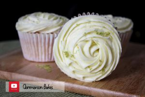 Lemon And Lime Cupcakes (+YouTube Recipe) by claremanson