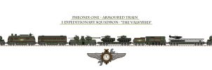 Pheonix 1 - Armoured Train by Leadmill