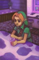 Time To Think - Majora's Mask by pancakesandhalibut