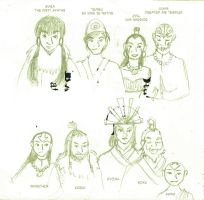 The First and Last Avatars by vifetoile