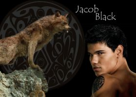 Jacob-Black Wallpaper by Mistify24