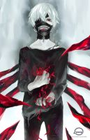 TokyoGhoul by yueta
