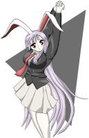 Reisen Inaba by Bouserthedog