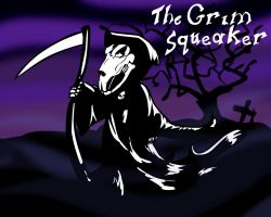The Grim Squeaker by theCheeseGrater