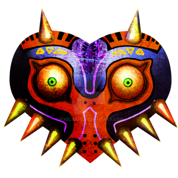 Majora's Mask by PixelSafe