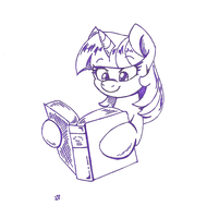 BookWorm by Joey-Darkmeat