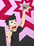 Markiplier and the Manliest Tear Ever by UMSAuthorLava