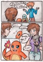 sparks, fly! a firered nuzlocke: page 6 by rose-star