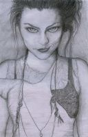 Amy Lee - Evanescence by Scream-stay-night