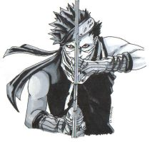 One Tone Zabuza by snowgren