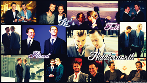 Hiddlesworth Wallpaper by RevolutionaryAngel