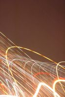 Abstract Light Photography III by Delia-Stock