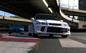 Rivals by Lew-GTR