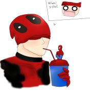 Spideypool [LOL] by Dany1313Fujoshi