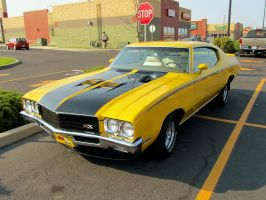Buick GS-X by tundra-timmy