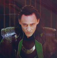 Loki's beautiful face by PiratesDragon