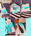 Sewing Practice -Alyssa Bag Project by Quiltologie by CupcakeyKitten