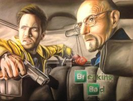 Breaking Bad by AMystery1994